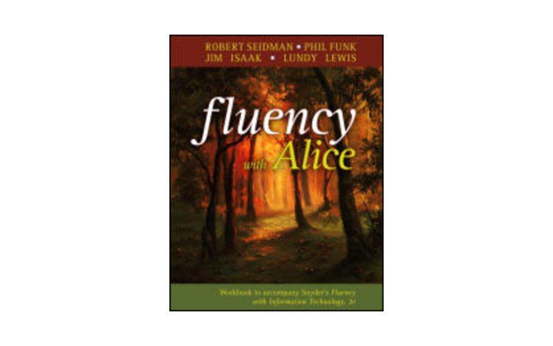 Fluency with Alice: Workbook