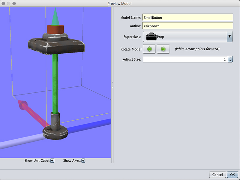 Importing Models Overview